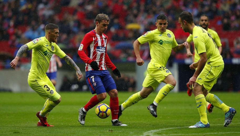 Prediksi Skor Getafe Vs Real Madrid 26 April 2019: Prediksi Bola Atletico Madrid Vs Getafe 26 Januari 2019